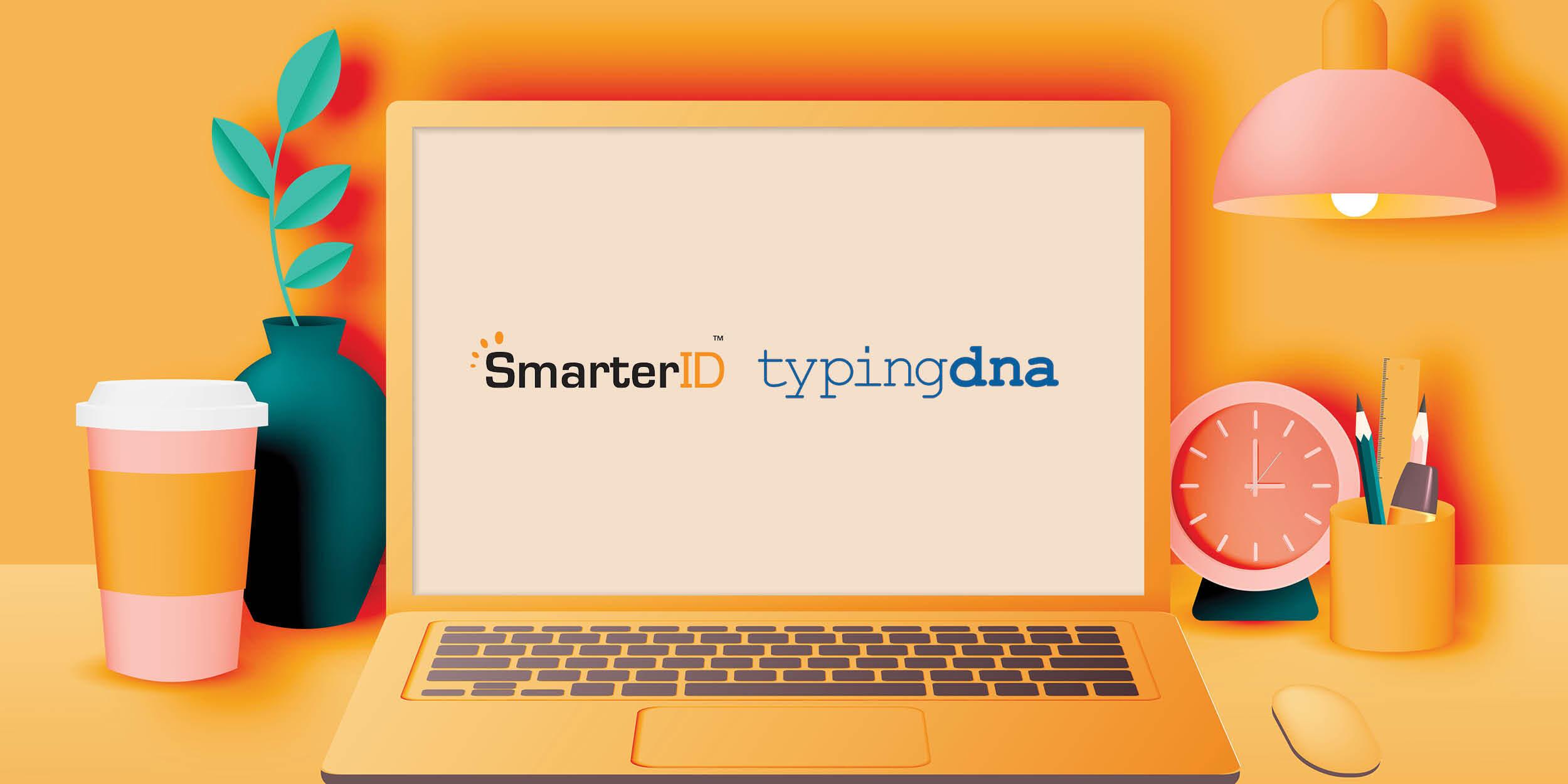 SmarterID and TypingDNA Partnership